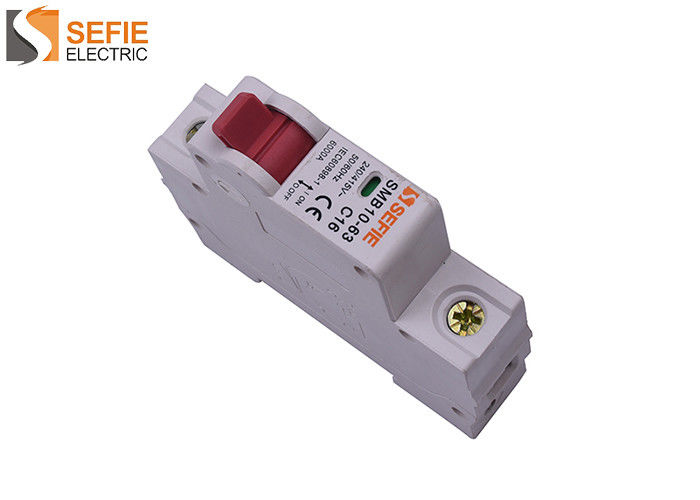MCB 40a Mini Circuit Breaker / Dual Circuit Breaker IEC60898 Approved