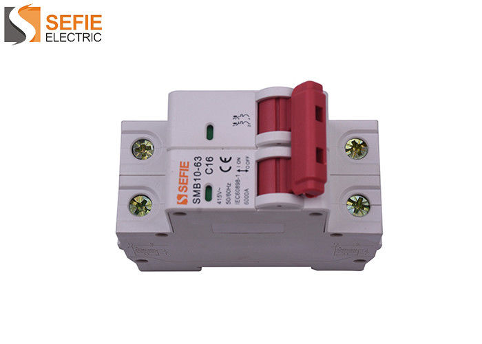 Miniature Wifi Controlled Circuit Breaker  Ac Mcb Residual Current Circuit Breaker