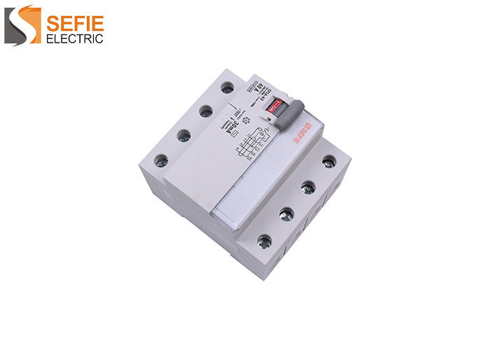 240V Residual Current Circuit Breaker RCCB / 2 Pole Circuit Breaker IP20